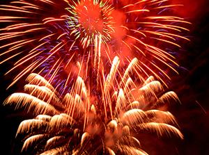 Celebration Firework.