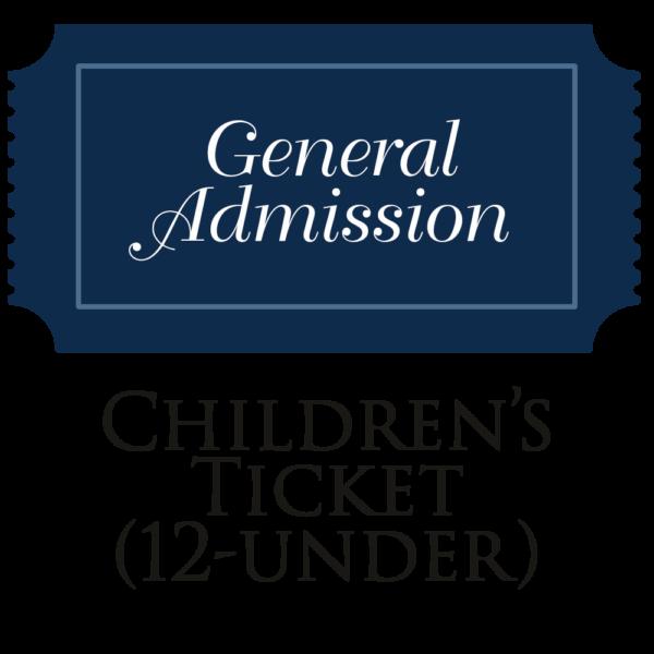 childrens ticket